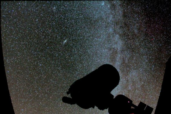 CEM mount with Milkyway
