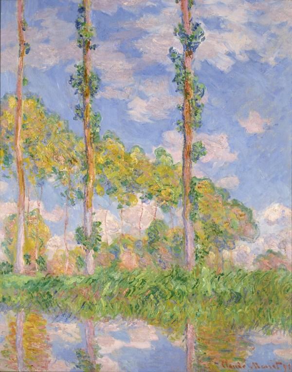 Claude Monet Books & Boots