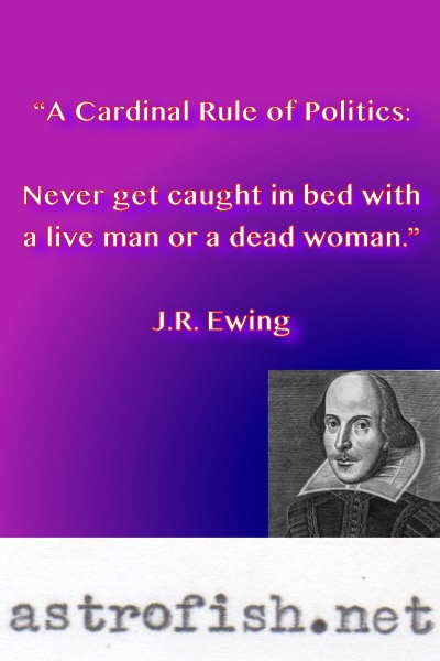 Cardinal Rule of Politics
