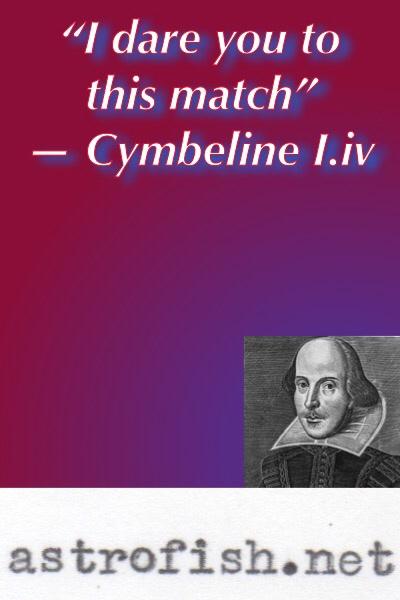 via Cymbeline