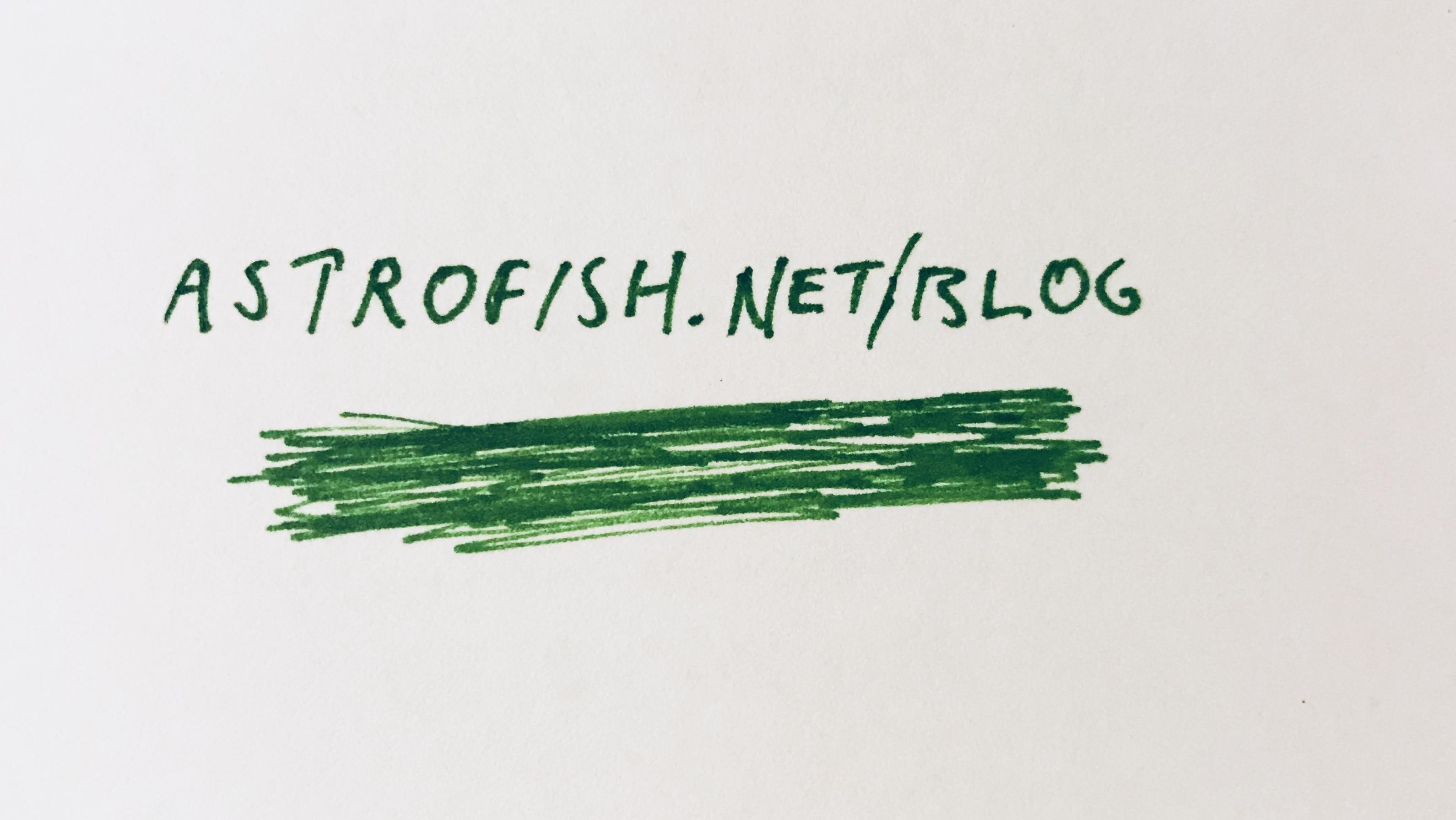 astrofish.net/blog