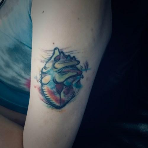 Scorpio Heart