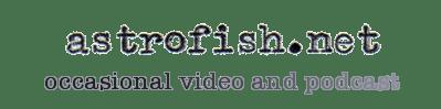 podcast header astrofish.net