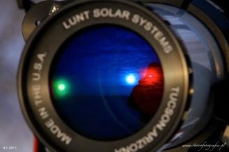 Zaćmienie Słońca 4 I 2011