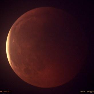 Zaćmienie Księżyca z roku 2011