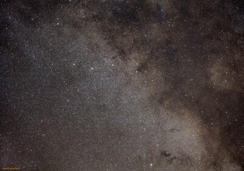 Droga Mleczna - Strzała