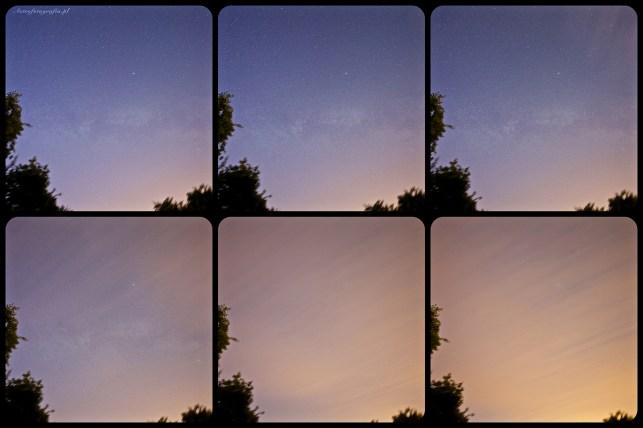 Czasami chmury są szybsze...