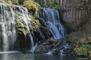 Middle McCloud Falls