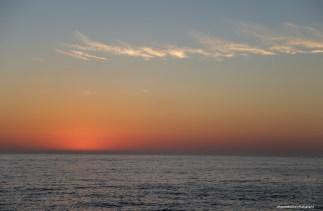 Sunset last night in Ocean Cove