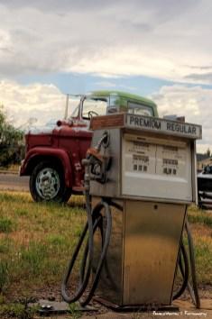 a bit of Americana in Cedar City