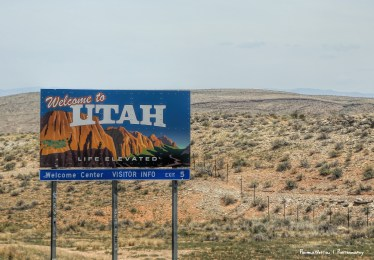 Welcome to beautiful Utah!