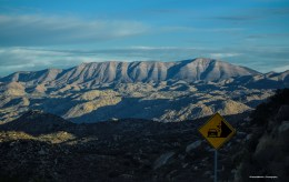 Cerro Costilla on the drive up