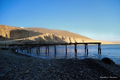 Cueva del Pirata beach shore