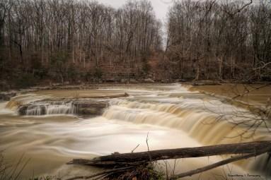 Upper Falls-first tier