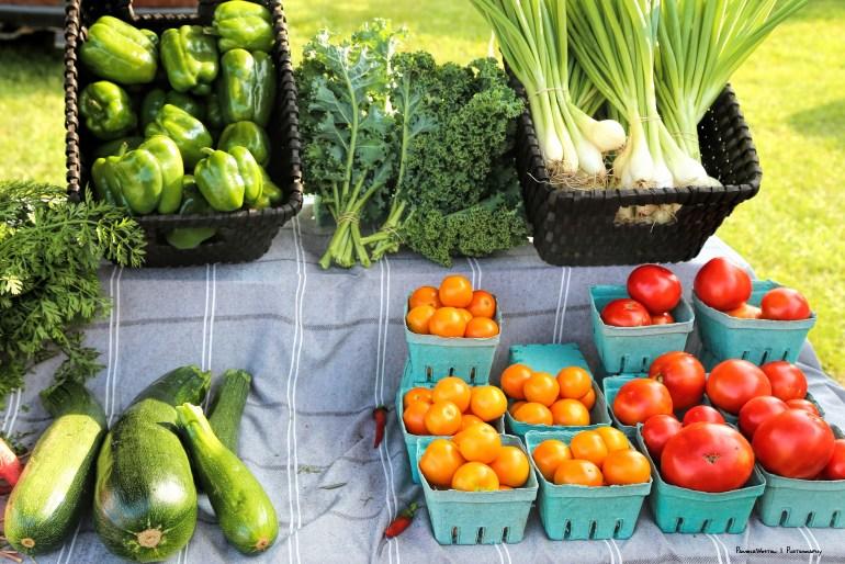 Fresh fresh produce!