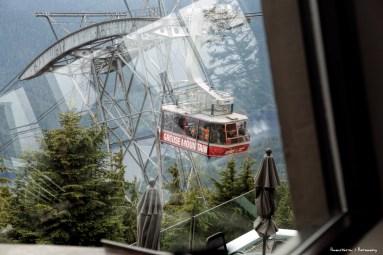 Down goes the gondola car:)