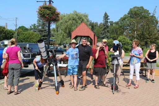 Solar Observing Perth, Ontario