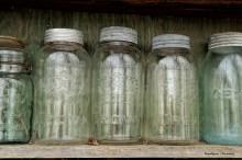 Jars galore, millions of them I think