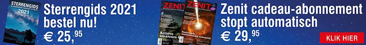 Banner Zenit en Sterrengids