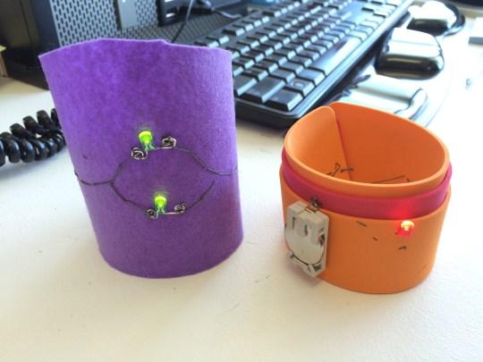 Test Lab prototypes.