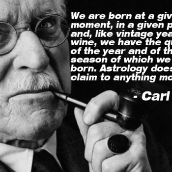 20 Carl Jung Quotes On Astrology