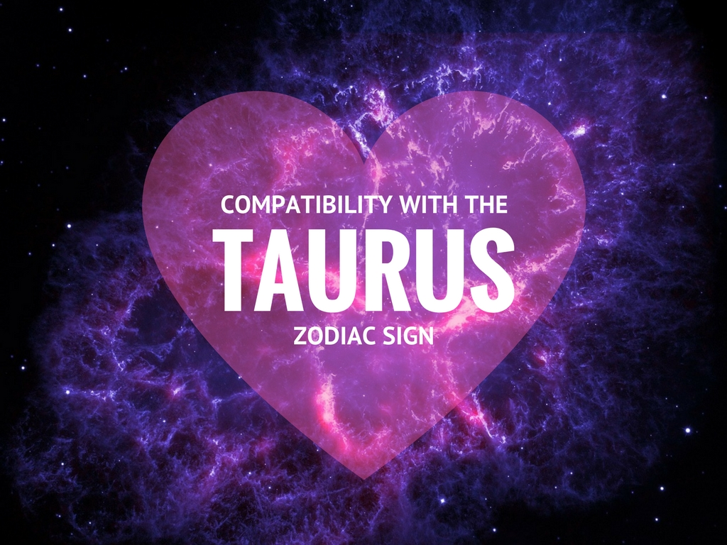 Taurus Compatibility With Each Zodiac Sign