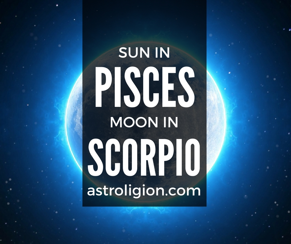 Scorpio Moon dating Scorpio sön