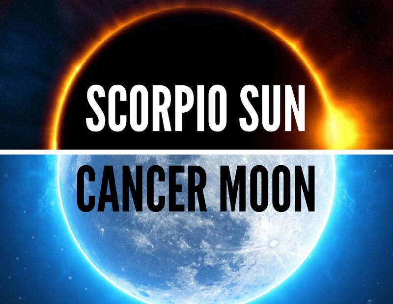 Scorpio Sun Cancer Moon Personality | astroligion com