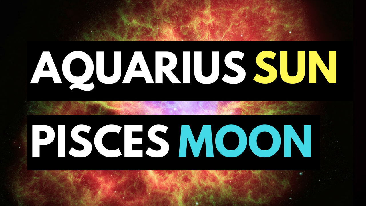 Aquarius Sun Pisces Moon | astroligion com