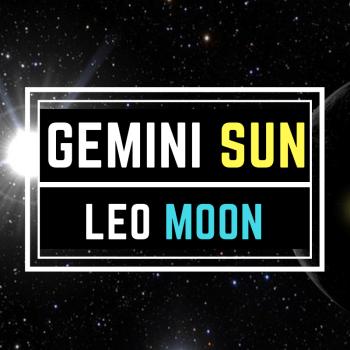 GEMINI SUN LEO MOON PERSONALITY