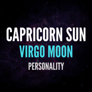 sun in capricorn moon in virgo