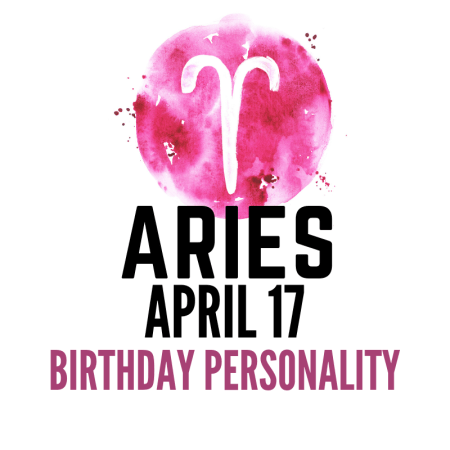 April 17 Zodiac Birthday – Independent Scion