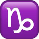 capricorn symbol