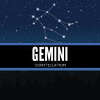 gemini constellation stars