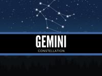gemini constellation stars