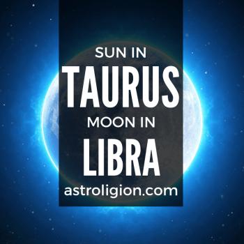 sun in taurus moon in libra