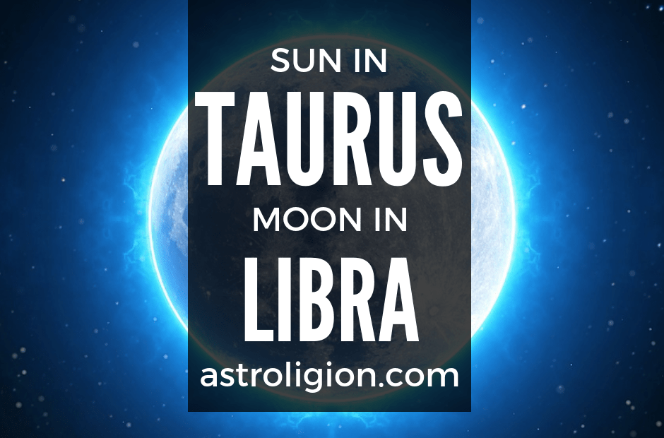 sun in taurus moon in libra