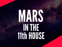 mars in the 11th house