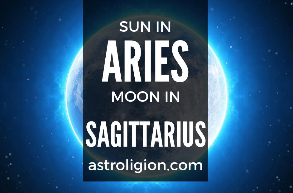 sun in aries moon in sagittarius