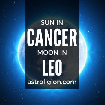 sun in cancer moon in leo