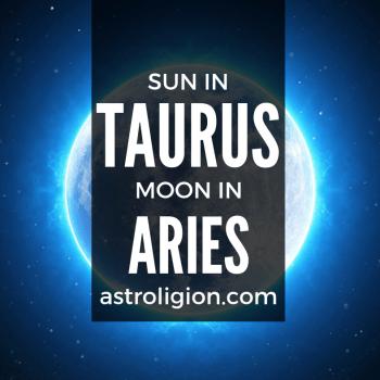 sun in taurus moon in aries