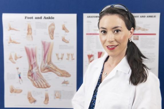 esfj podiatrists