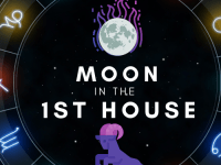 moon in first house pinterest