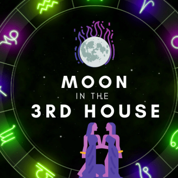 moon in the 3rd house pinterest