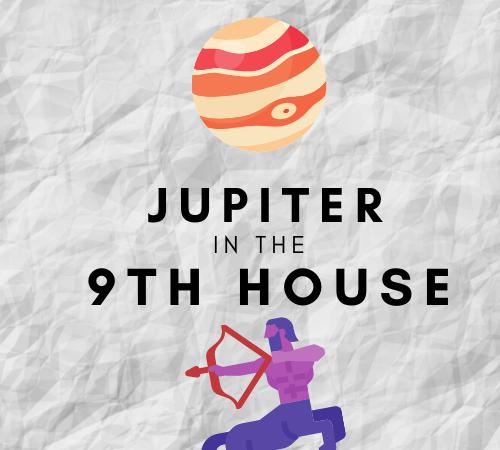 Jupiter in the 9th House – Expansive Mindset