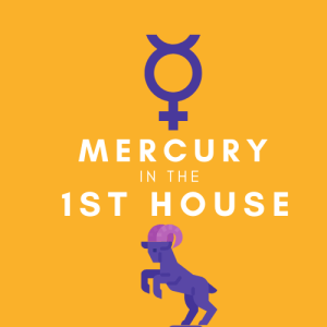 mercury in 1st house pinterest