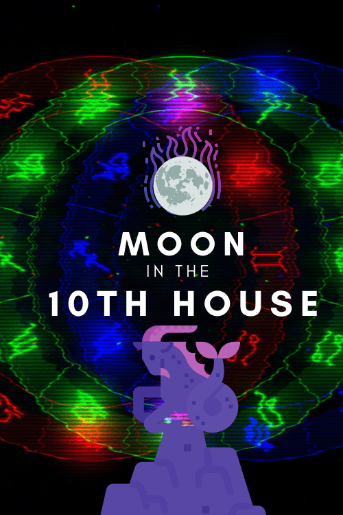 Moon in the 10th House – Professional Fulfillment
