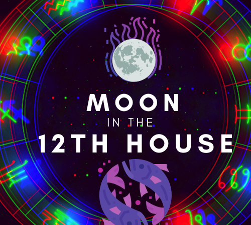 Moon in the 12th House – Dreamy Loner