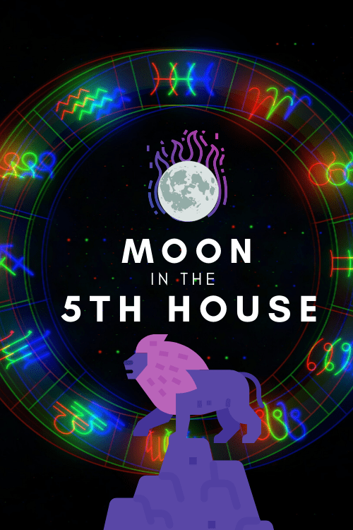 Moon in the 5th House- Emotional Merry-Go-Round