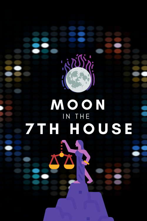 Moon in the 7th House – Symbiotic Partnerships
